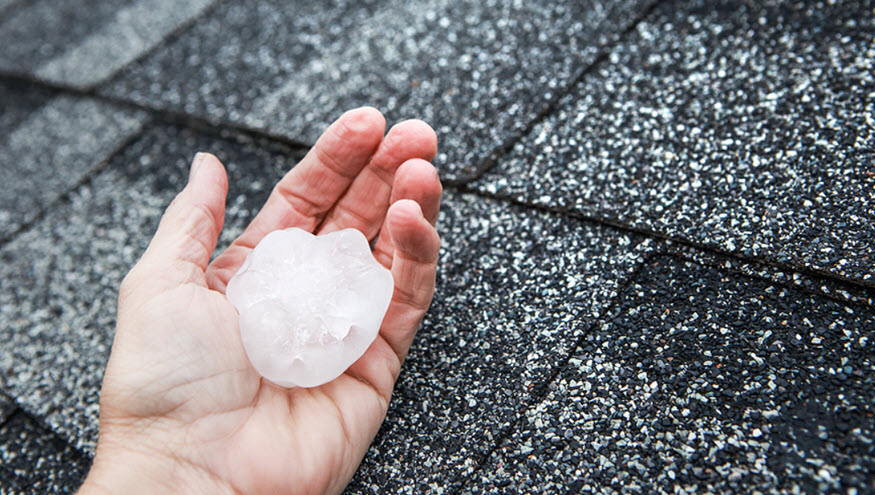 Will Homeowner's Insurance Cover Hail Damage?