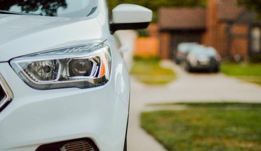 Car insurance savings - parked car