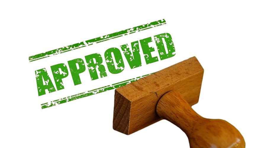 New Hampshire workers compensation - Stamp - Approved