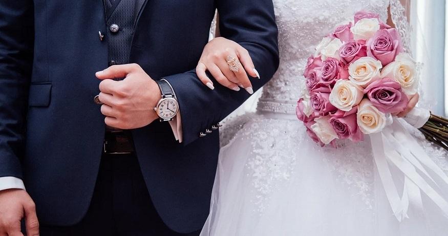 Wedding insurance policies - bride and groom