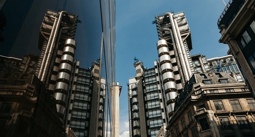 Insurance marketplace - Lloyd's of London Building