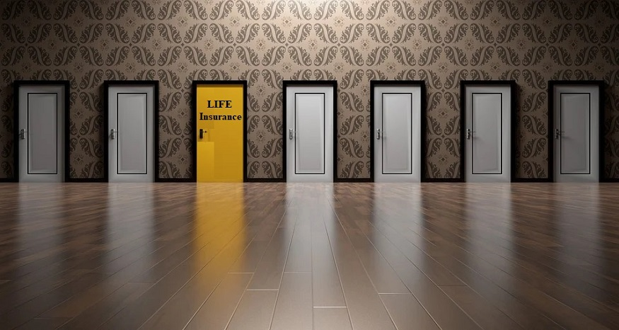Progressive life insurance - Doors - Future