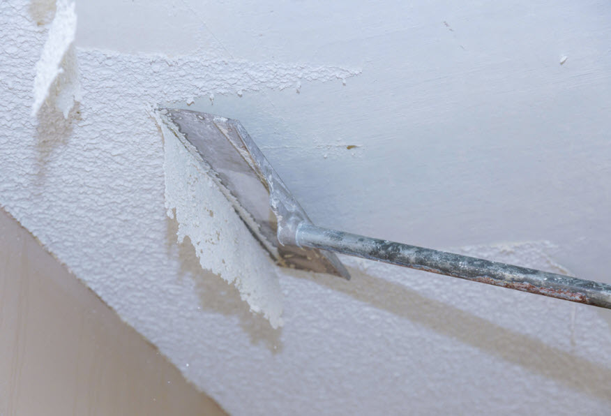 Asbestos in older homes