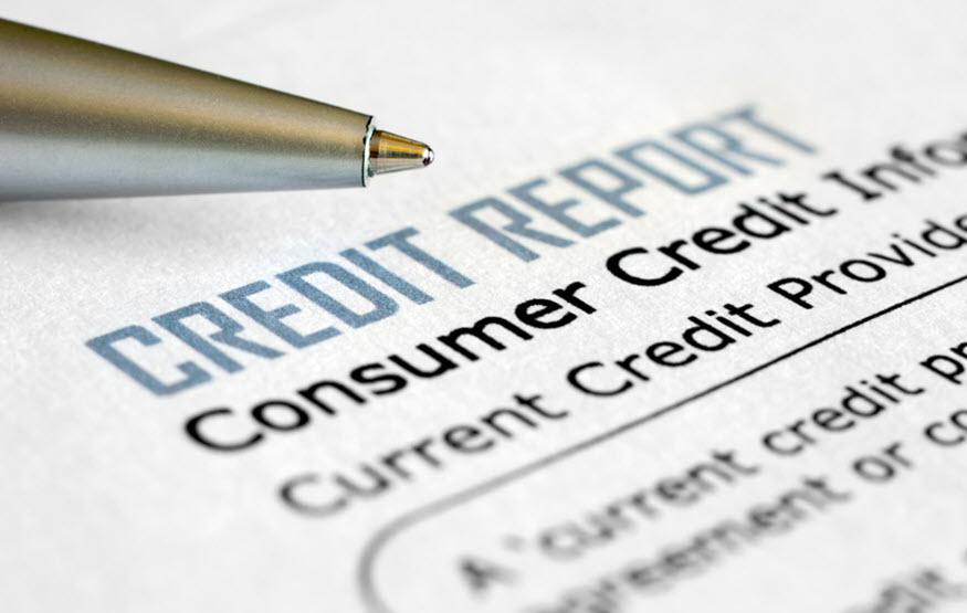 rebuild credit report