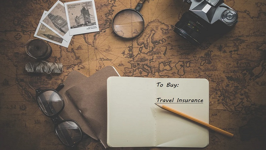 travel insurance coverage - trip details