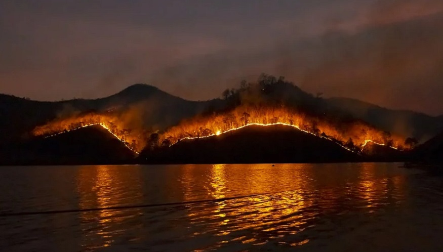 Fire hardening - Wildfires