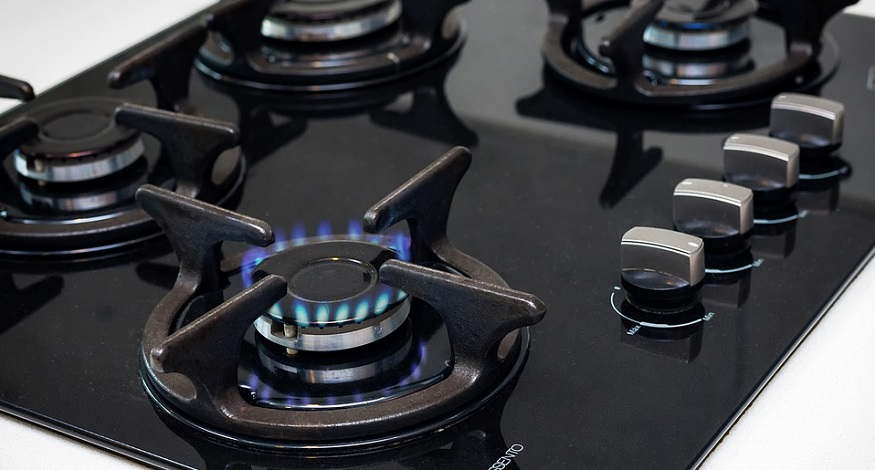 Holiday disaster prevention - gas stove