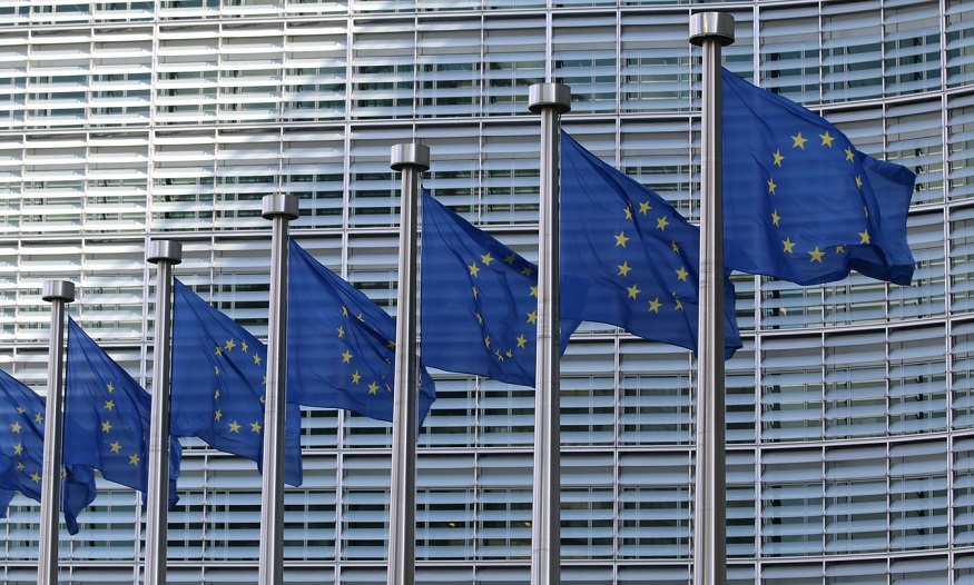 Insurance company capital regulations - EU flags