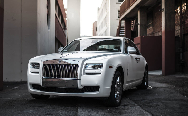 exotic car insurance for rolls royce