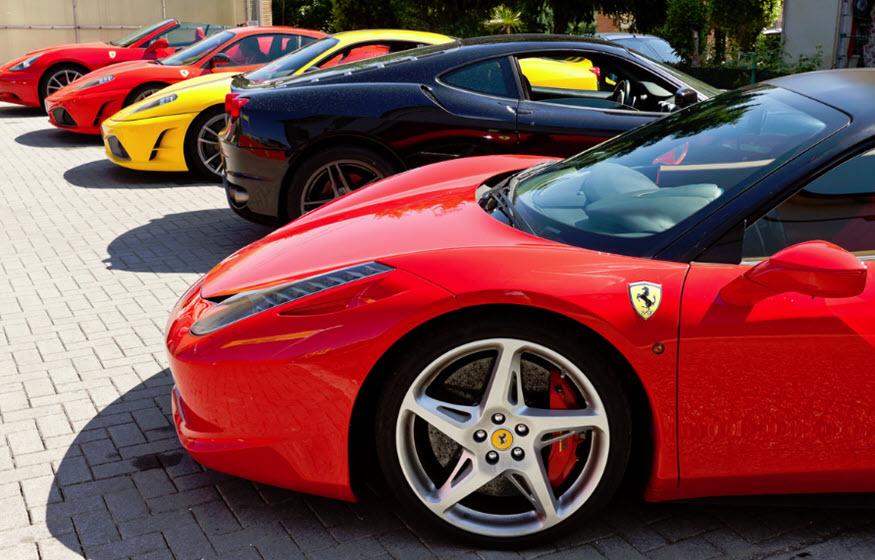 exotic car insurance