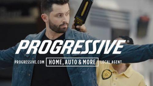 Progressive TV Ads - Baker Mayfield Gets Wanded - Progressive Commercial - YouTube