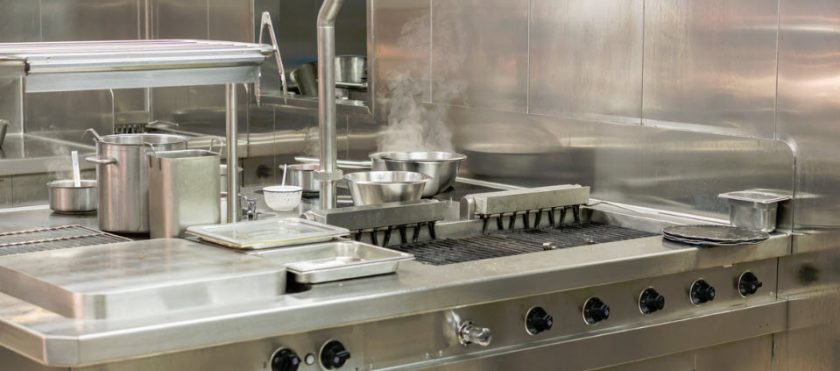 commercial kitchen safety and how to avoid accidents