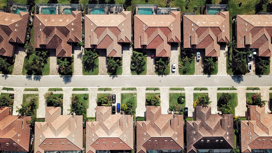 Insurance rate increases - Florida neighborhood