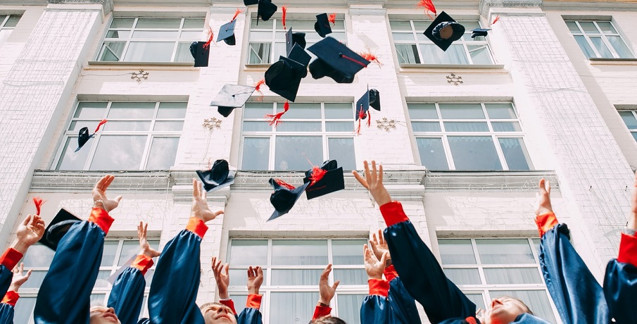 State Farm Internship Program - Graduation - Graduation hats