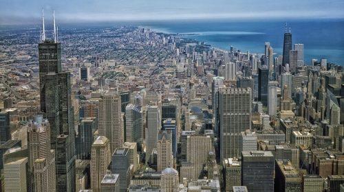 Illinois auto insurance - image of Chicago, Illinois