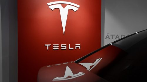 Tesla Insurance - Tesla Logo