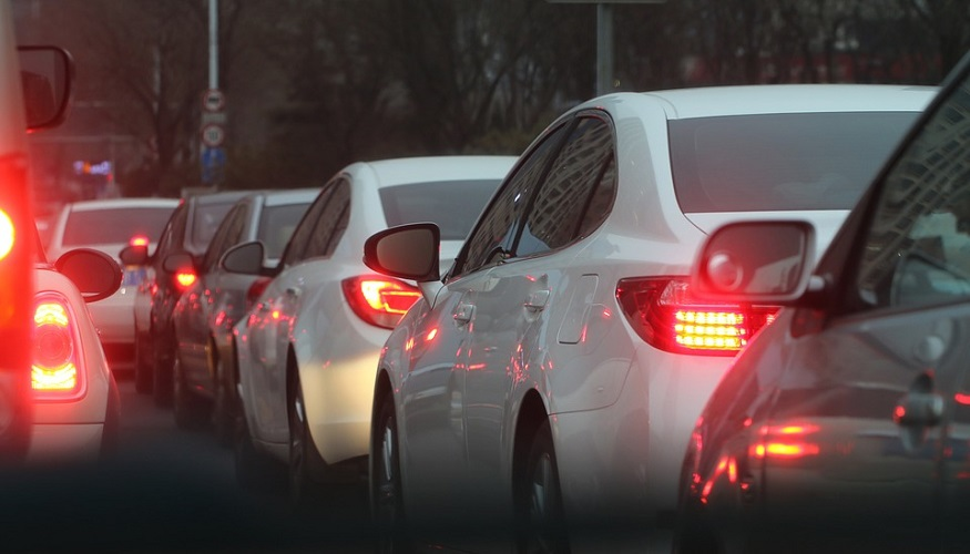 Auto insurance trends - Cars with break lights