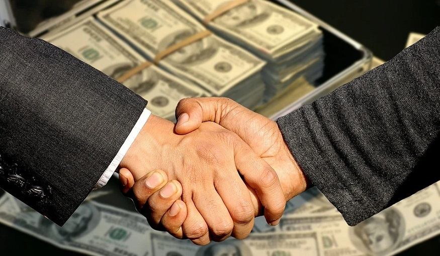 Insurance brokerage - business aquisition
