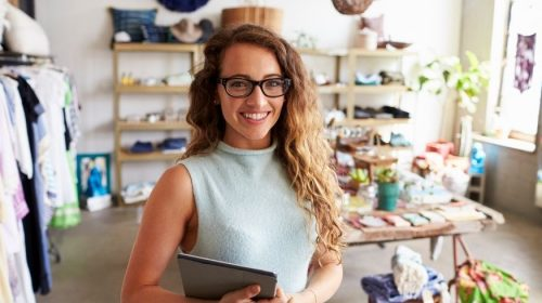self employed business taxes