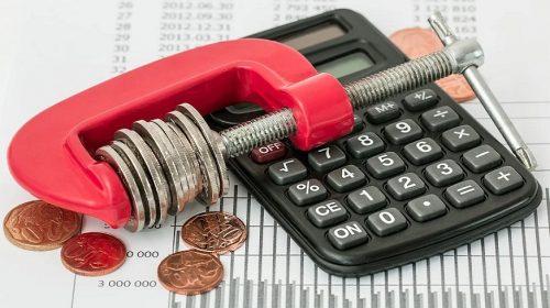 California unemployment insurance - Debit - calculator - budget