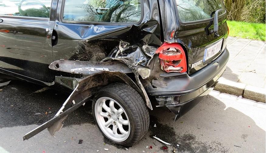 No fault auto - car accident - car damage