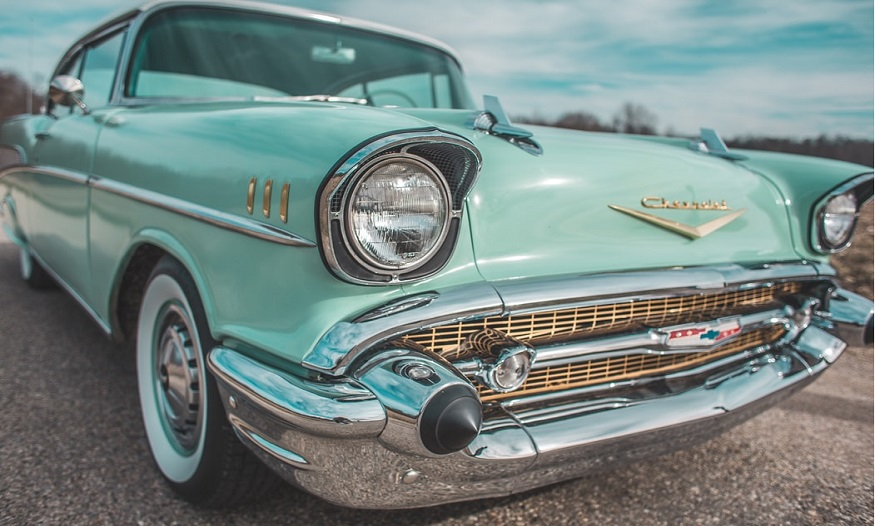Classic vehicle insurance - vintage Chevy Cadillac