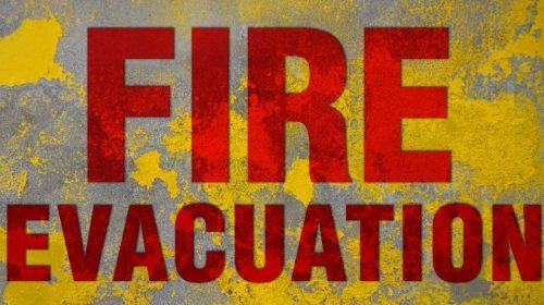 Dixie Fire victims - Fire Evacuation