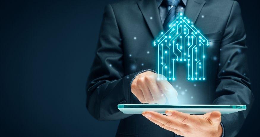 Homeowners insurance - Home - digital - app