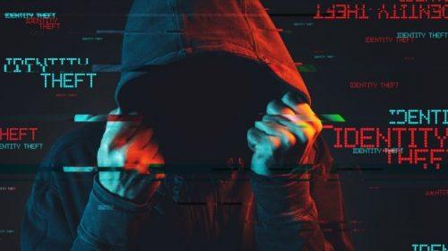 Identity Theft - cybercriminal
