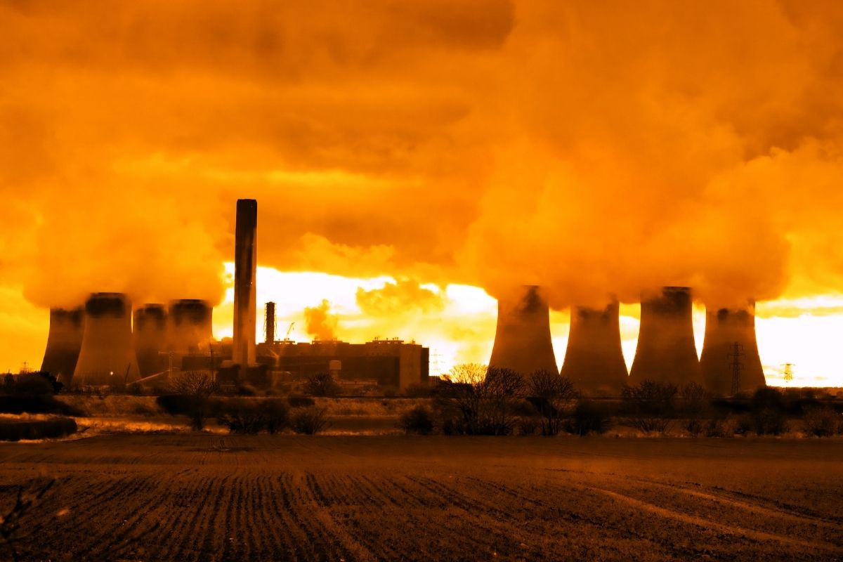 Insurance industry - Fossil Fuels - Coal Plant