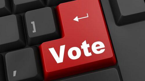 State Farm - Vote Button