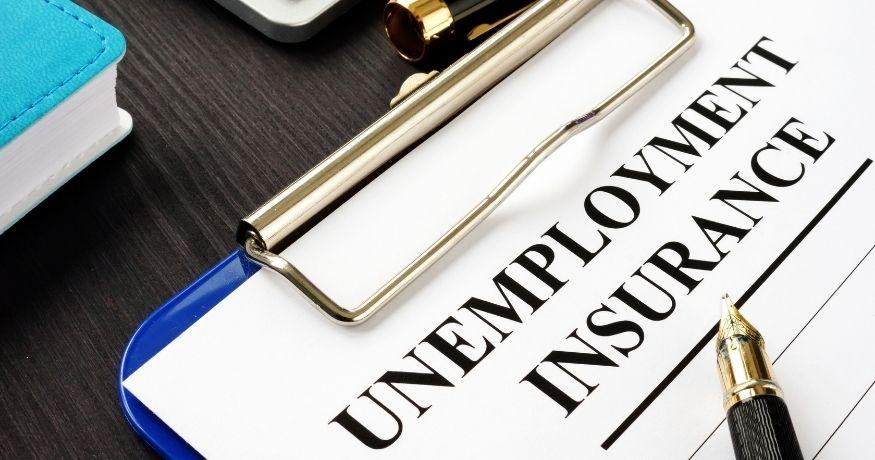 Unemployment insurance form