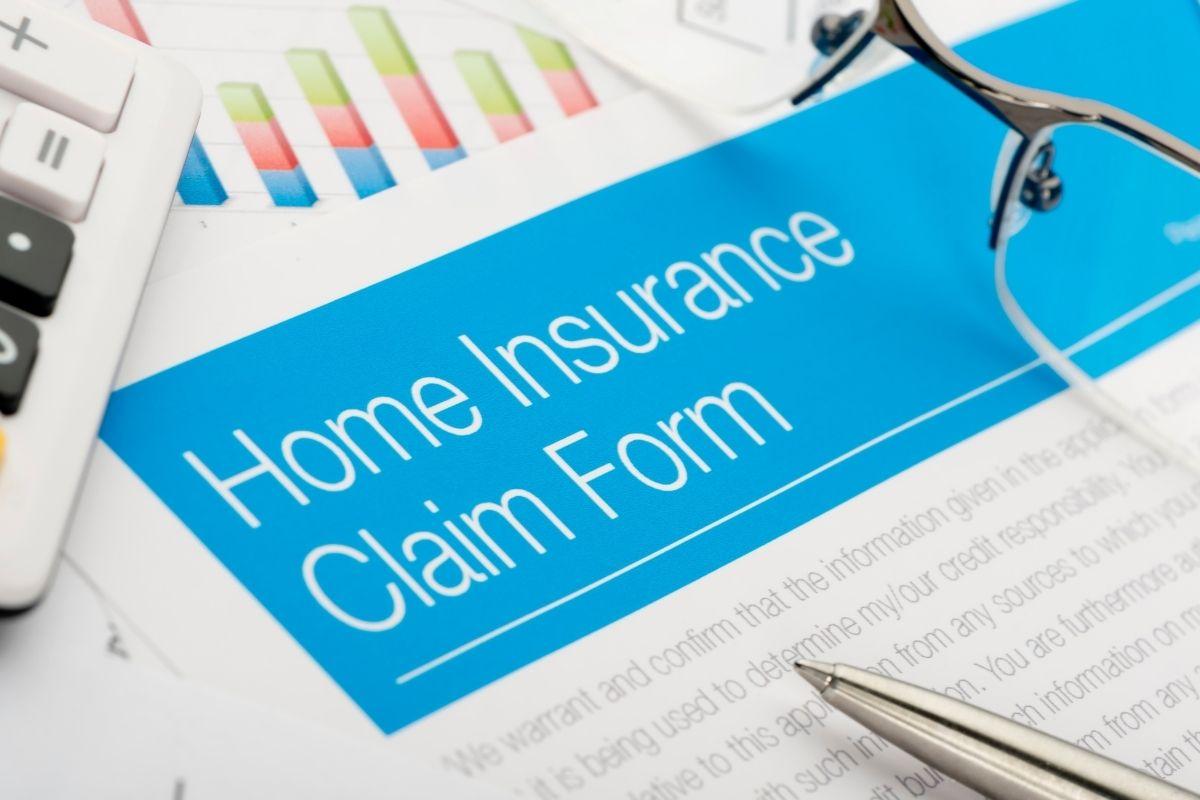 Insurance companies - Home Insurance Claim