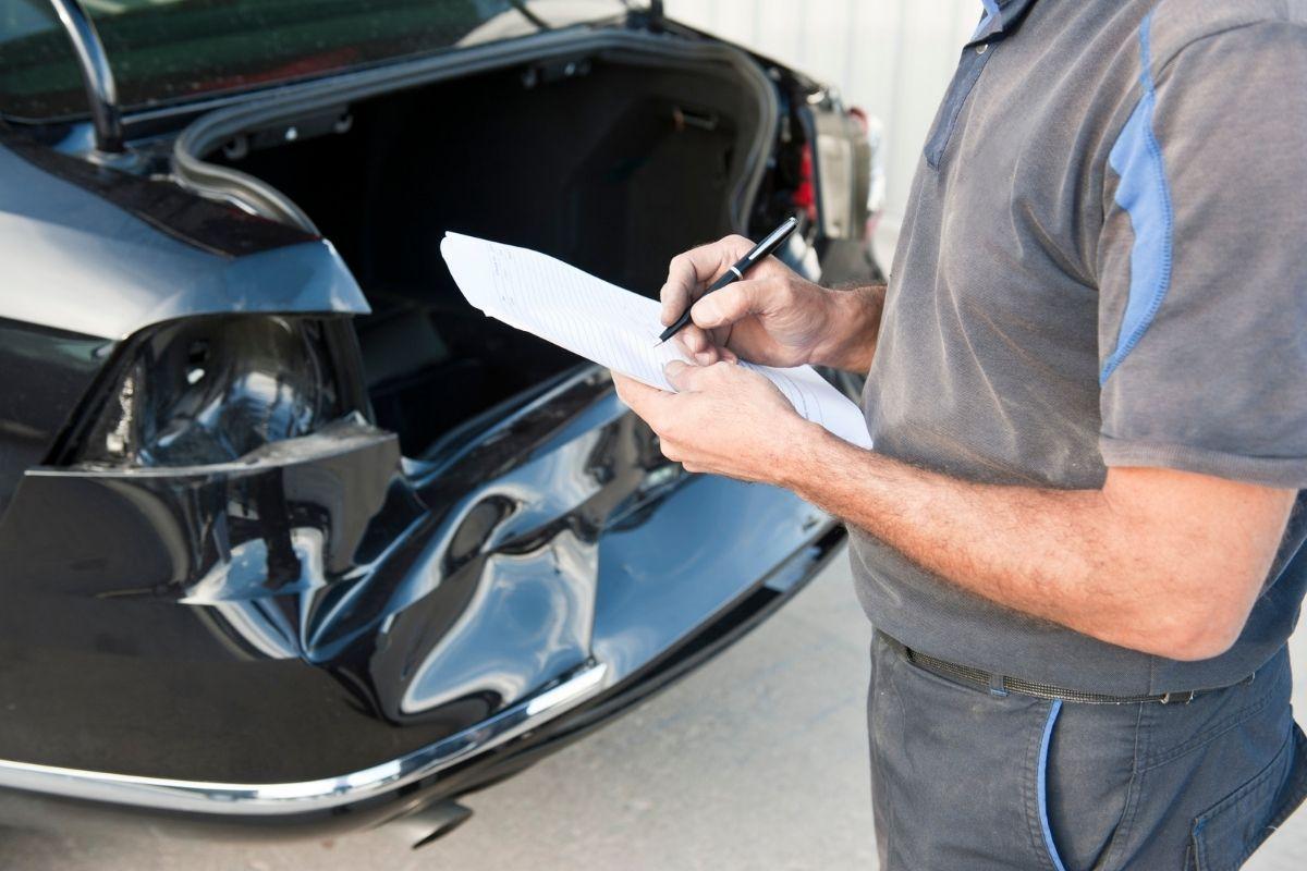 Insurance companies - car inspection