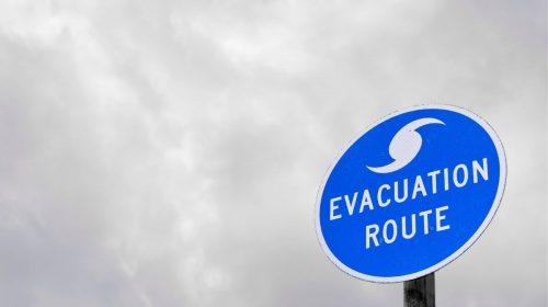 Insurance coverage - Hurricane Evacuation Route
