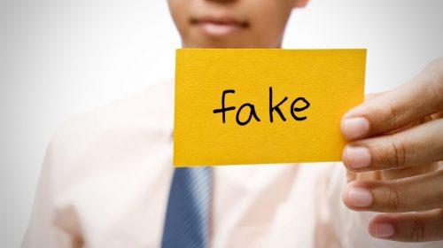 Insurance job postings - Fake