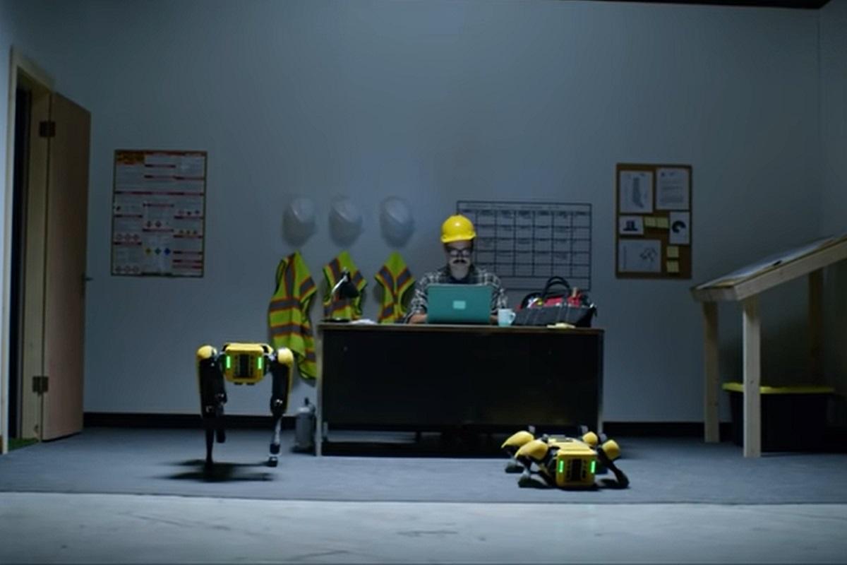Insurance robot - Spot Launch - Image 2 - Boston Dynamics Official YouTube