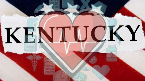 Kentucky health insurance - Kentucky - American Flag - Health